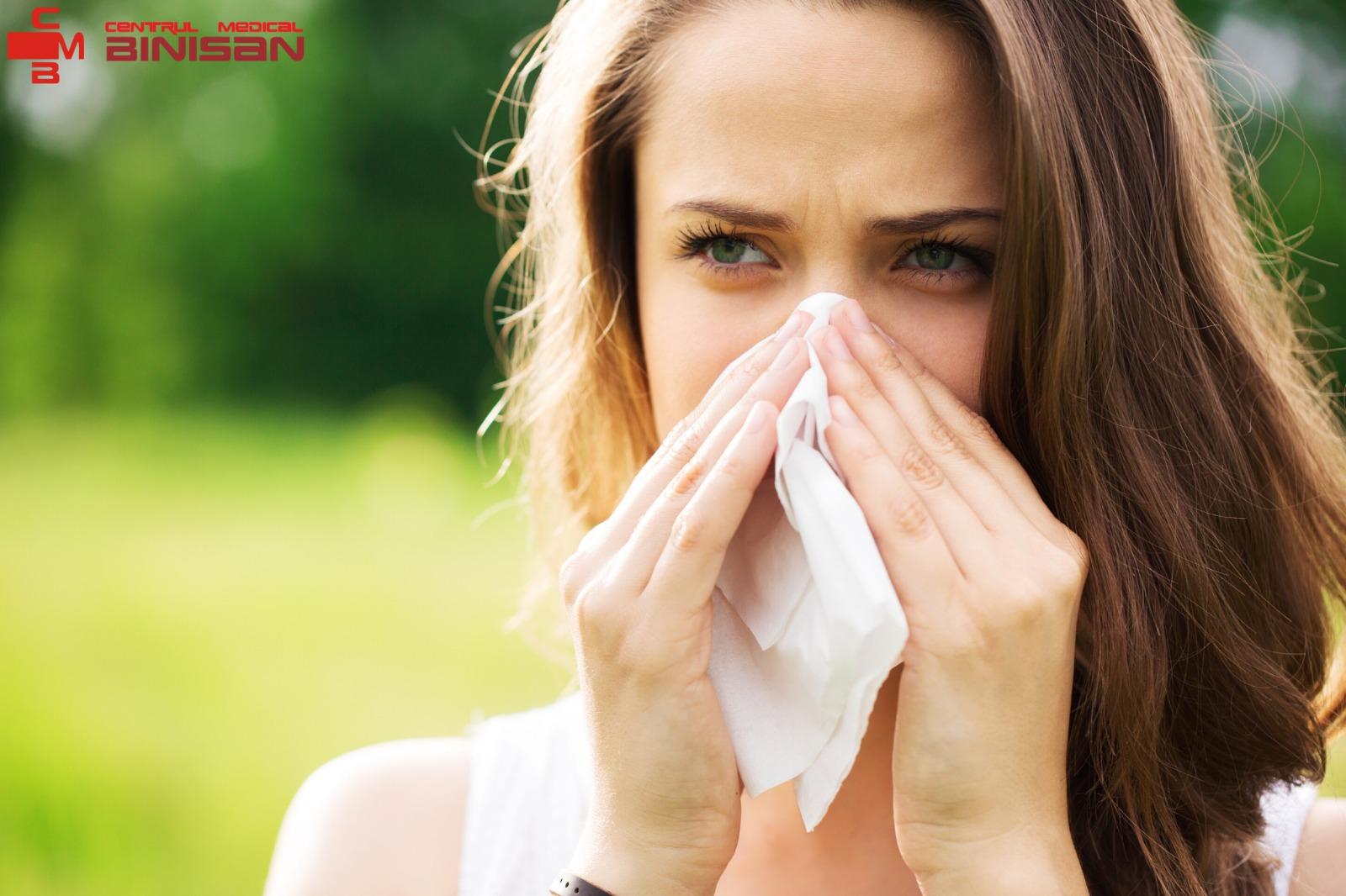 Sigur nu știai asta! Alergiile – cauzate în principal de stres, de dietă dezechilibrată şi de stil de viaţă nesănătos