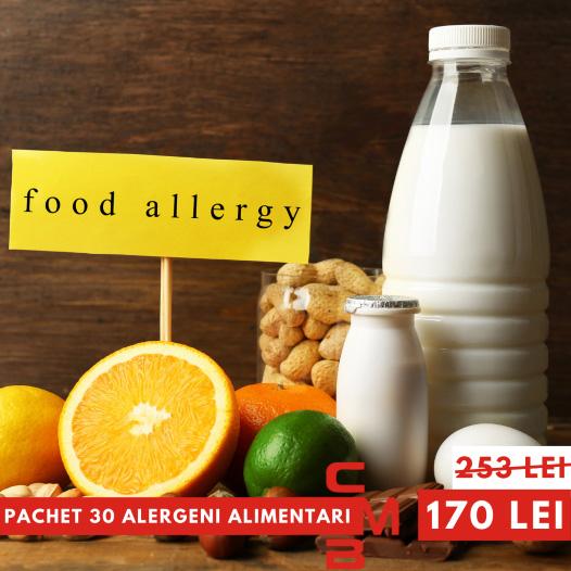 Pachet 30 alergeni alimentari 1