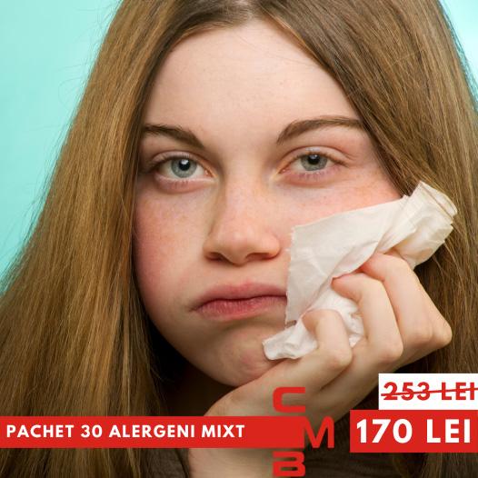 PACHET 30 ALERGENI mixt 1