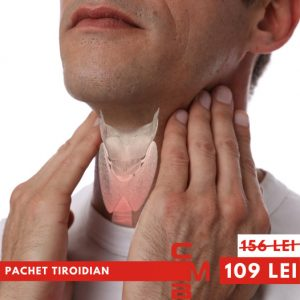 PACHET tiroidian
